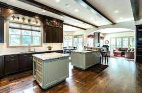 pictures of islands in kitchens kitchen with 2 islands kitchen with 2 islands kitchen with two islands luxury kitchen remodel features butlers pantry 2