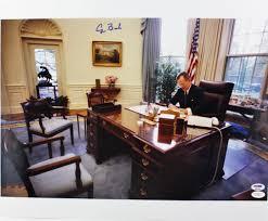 oval office chair. George HW Bush\u0027s Chair Oval Office
