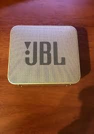 Обзор от покупателя на <b>Колонка JBL Go</b> 2 champagne ...