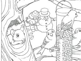 winter printable coloring pages – kjnoons.com