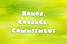 navy motto honor courage commitment essay coursework how to  military american psychological association