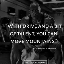 Rock Quotes Awesome 48 BadAss Dwayne Johnson Motivational Picture Quotes
