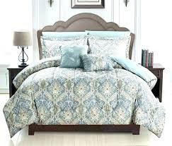 light blue and white comforters grey bedding gray comforter king
