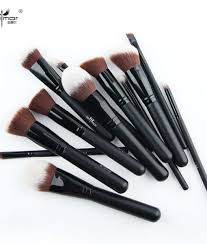 new professional 12 pieces makeup brush set synthetic makeup brushes soft high quality make up brushes