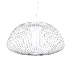 acero urchin led pendant by yellow goat design