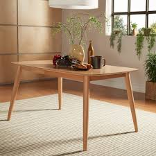 Norwegian Mid Century Danish Modern Tapered Dining Table iNSPIRE Q Modern -  Free Shipping Today -