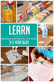 Learn Sample Weekly Activity Plan Hands On As We Grow