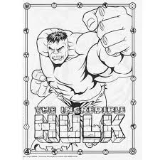 Small Picture Hulk Coloring Pages Marvel Characters Printable Coloring Pages