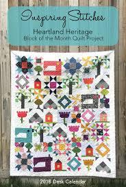 2018 Heartland Heritage Block of the Month Quilt Project - 2018 ... & 2018 Heartland Heritage Block of the Month Quilt Project Adamdwight.com