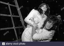 Valerie Bertinelli und Eddie Van Halen ...