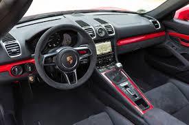 2000 Porsche Boxster Interior