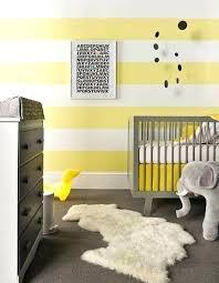 yellow nursery rug wall stripe colorful bright yellow and gray baby nursery fluffy fur rug on yellow nursery rug