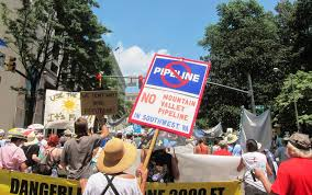 Image result for stop Mountain Valley Pipeline