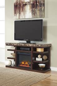 tv stand with fireplace. kraleene lg tv stand - fireplace option tv with