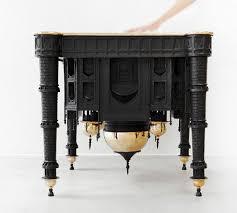 And Unique Furniture Designed By Studio Job Design Swan