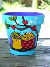 flower pot decoration ideas paint a pot ideas best painted flower pots ideas on painted plant