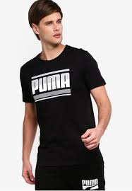 Buy PUMA <b>Sportstyle</b> Core PUMA <b>Graphic Tee</b> Online | ZALORA ...