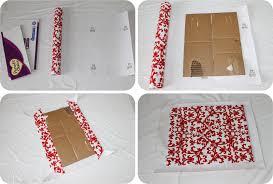 cardboard storage boxes with lids diy