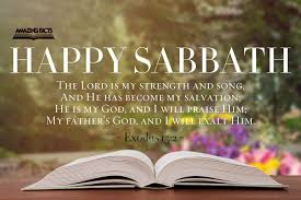 Happy Sabbath Standing On The Rock Happy Sabbath Quotes