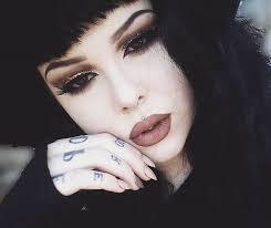 witchy makeup goth makeup dark makeup grunge makeup makeup inspo makeup art hair and makeup makeup ideas alternative makeup