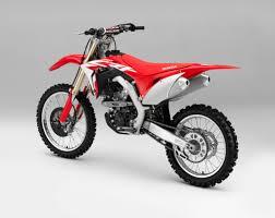 2018 honda dirt bike lineup. simple dirt 2018 honda crf250r to honda dirt bike lineup
