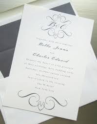 Invitations Elegant Wedding Invites Reviews Ative Classy Plu Giant