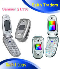 Samsung E330 (Silver) Unlocked Mobile ...