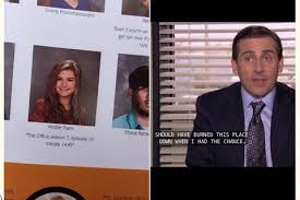 funny lines from the office hilarious yearbook quotes 40 best funny viral yearbook photos