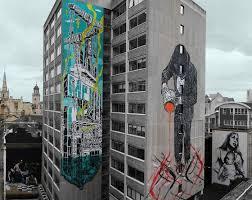 banksy wall art bristol