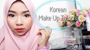 korean make up tutorial make up ala korea make up untuk remaja cikal ananda