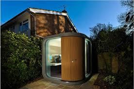 backyard office pod. Backyard Office Pod B