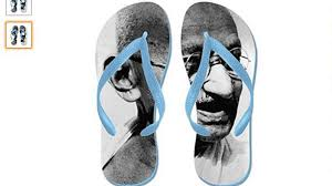 Amazon's Mahatma Gandhi flip-flops prompt anger | News | Al Jazeera