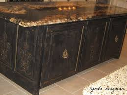 Painted Black Kitchen Cabinets Small Bathroom Interior Design House Lighting Philippines Excerpt