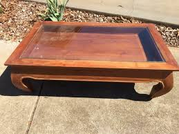 balinese coffee table