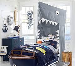 Shark Bed Canopy | Pottery Barn Kids