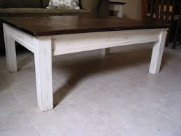 popular of distressed white coffee table with design ideas distressed white table31