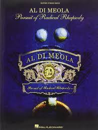 Rhapsody Charts Amazon Com Al Di Meola Pursuit Of Radical Rhapsody