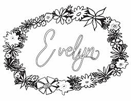 If you like this tip please like this video and follow my youtube channel. 10 Evelyn Coloring Pages Free Printables Stevie Doodles