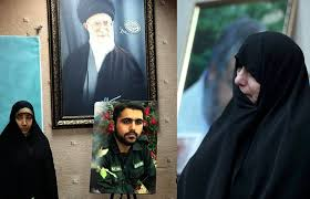 نتیجه تصویری برای عکس های شهیدان همراه سردار سلیمانی