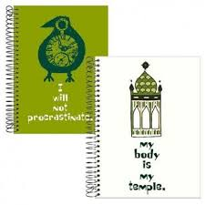 2 inch notebooks motivational notebook journals set of 2 my body is my temple and i