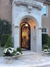 the front doorGorgeous Black Doors in NYCAn elegant statement starts at the