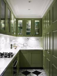 green painted kitchen cabinets. Green Painted Kitchen Cabinets