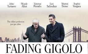 FADING GIGOLO John Turturro 2013 The Cinema Cynic