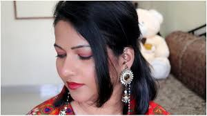 wedding makeup archives beauty indian shimmery eyes makeup step