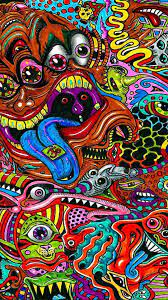 Psychedelic iPhone Wallpapers - Top ...