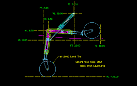 Oleo Nose Strut For Canards Infinity Aerospace