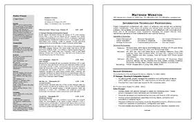 It Manager Resume Example Information Technology Professional Best