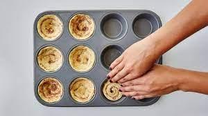 2 ing apple pie cups recipe