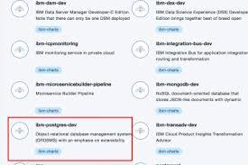 Postgresql Chart Deploy Postgresql Into Ibm Cloud Private Developerworks