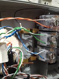 sonic net \u2022 wiring recommendations page 5 Verizon Nid Box Wiring where the pairs from the phone company come in they go in without being stripped loosen the screw there, insert the wires until they
